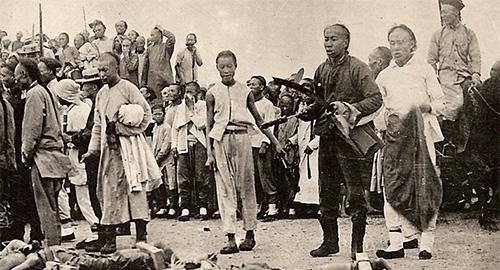 boxer rebellion in china essay