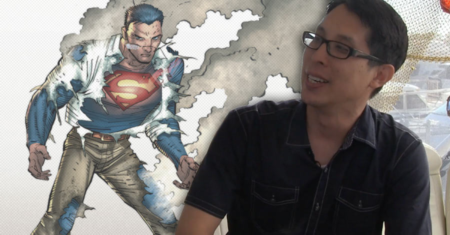 Superman #44 Giveaway Winners!