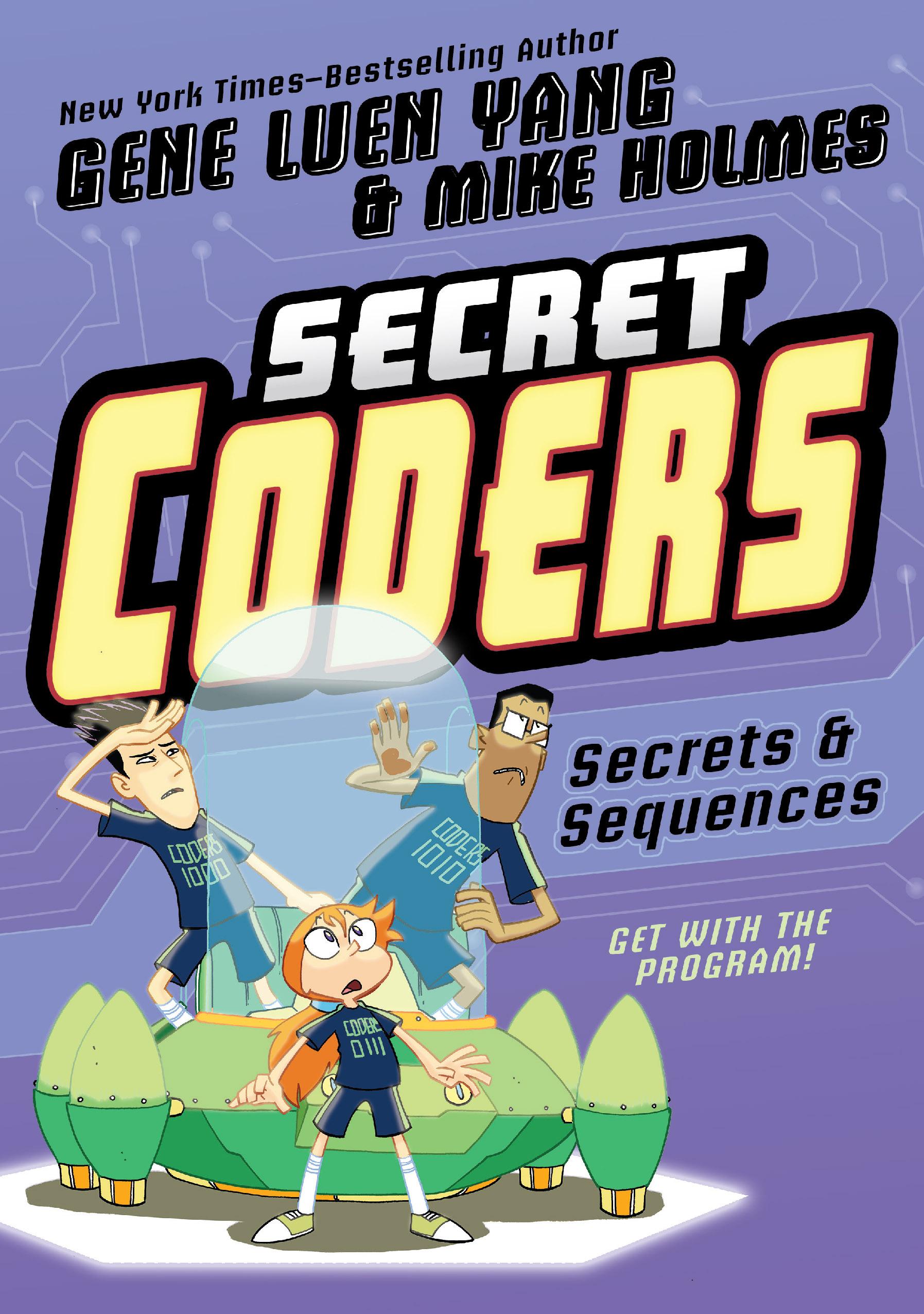 Secret coders gene luen yang secret coders solutioingenieria Image collections