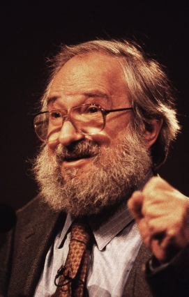 Computer Science Education Week: Seymour Papert