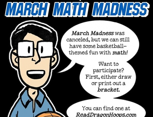 D.I.Y. March Math Madness